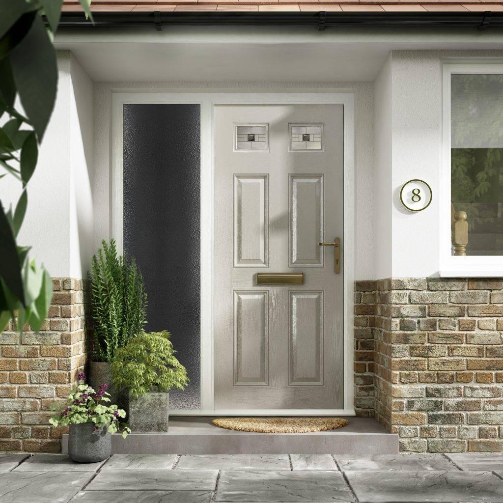Distinction Composite Door - Classical